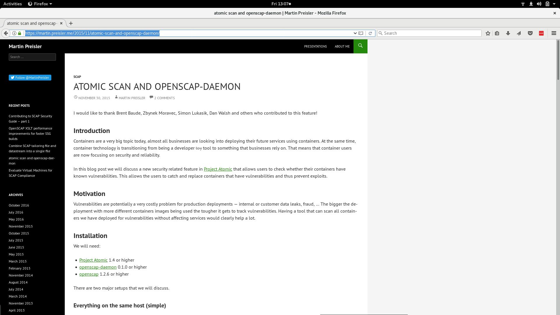 reveal js - The HTML Presentation Framework